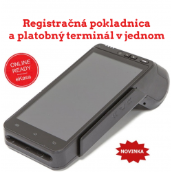 FiskalPRO A8 eKasa –...