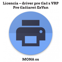 Licencia ExVan driver pre...