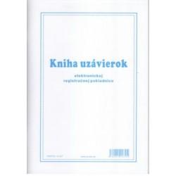 Kniha uzávierok ERP...